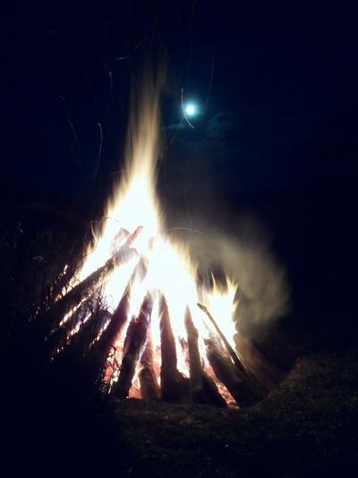 schwitzhuettenfeuer